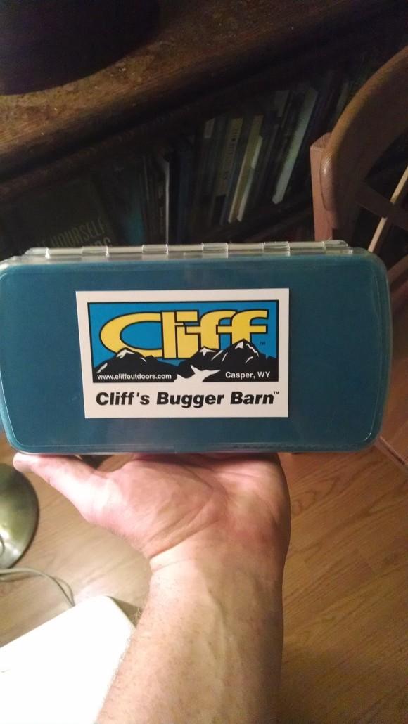 The Cliff Box