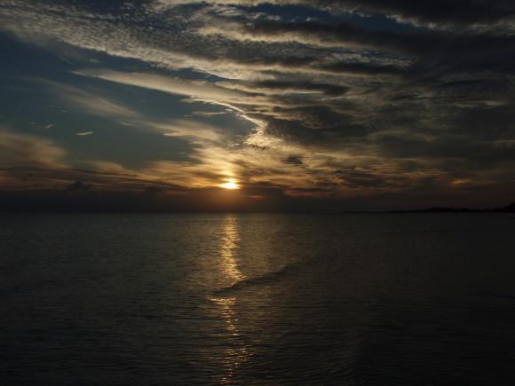 A Grand Bahama Sunset