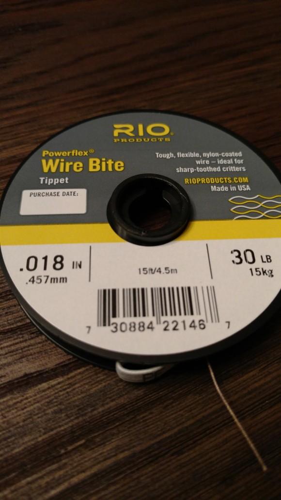The RIO wire